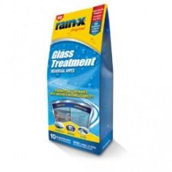 RAIN X GLASS TREATMENT