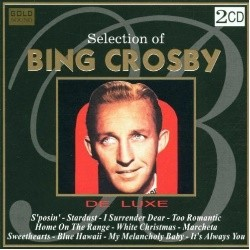 BING CROSBY SELECTION - 2 X CD