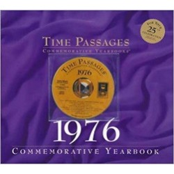 TIME PASSAGE COMMEMORATIVE YEARBOOK 1976