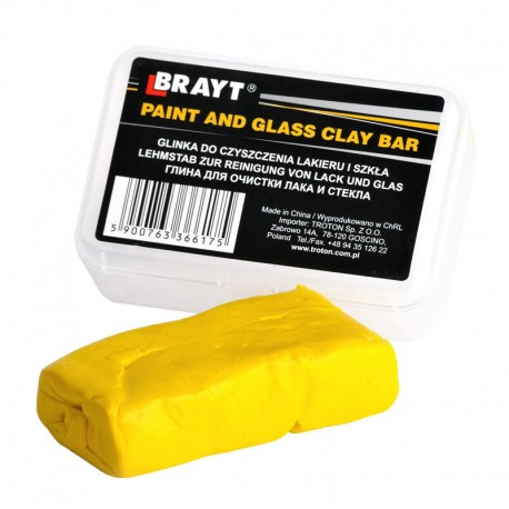 PAINT AND GLASS CLAY BAR