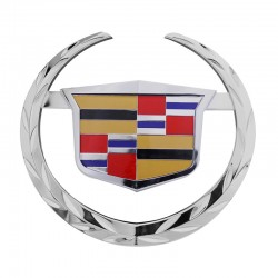 Grille Emblème Couronne et Écusson 2007-2014 Cadillac Escalade
