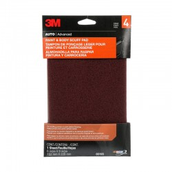 3M PAINT AND BODY SCUFF PAD