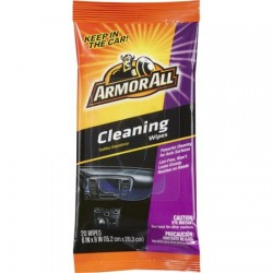 ARMOR ALL CLEANING WIPES 20 COUNT