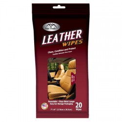AUTO DRIVE LEATHER WIPES