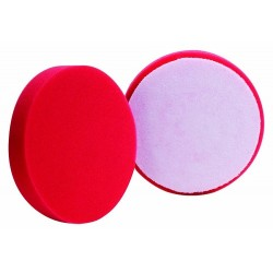 BUFF AND SHINE RED FOAM ULTRA FINISHING PAD - 5.5 POUCES