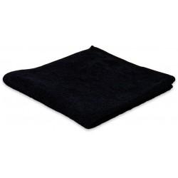 MICROFIBRE BLACK 40X40